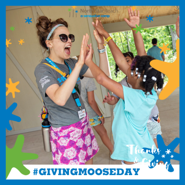 High-Fives for Our Community on GivingMooseDay