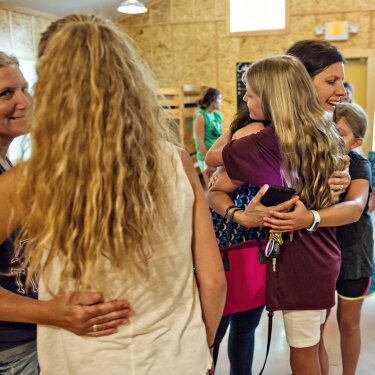 Camp Beginnings, Family Farewells
