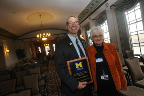 The 2019 James T. Neubacher awards banquet. By J. Kyle Keener 10/24/19